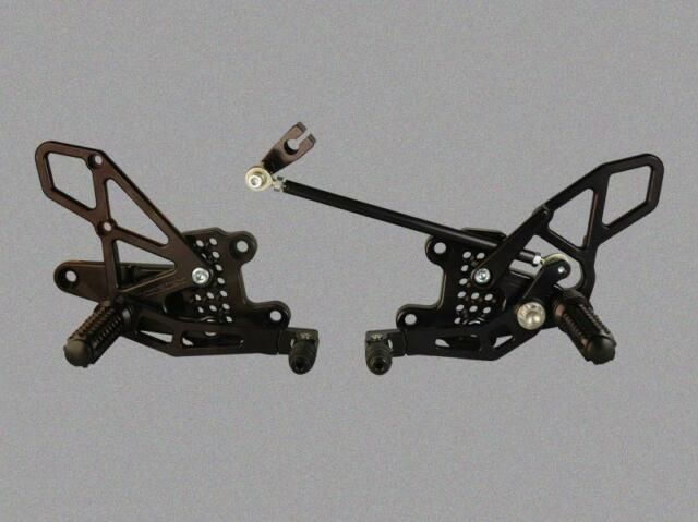 Vortex Rearsets V2 Honda CBR1000RR 08 09 10 11 12 13 14 15 FREE BRAKE SWITCH