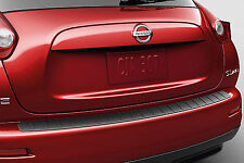 Genuine Nissan 2011-2014 Juke Rear Bumper Protector Scuff Guard NEW OEM