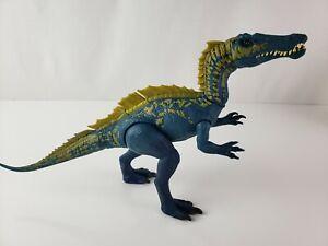 Jurassic World Action Attack Suchomimus Figure
