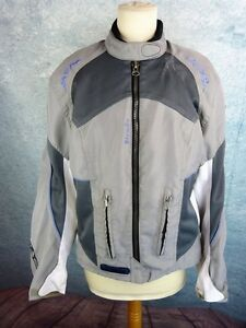 IXON-Blouson-veste-manteau-moto-femme-Taille-7-Modele-STRADA