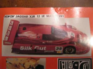 Starter Jaguar XJR-12 Silk Cut LeMans 1991 1/43 | eBay