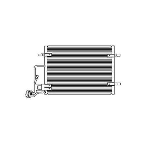 Genuine Delphi A//C Air Con Condenser TSP0225453