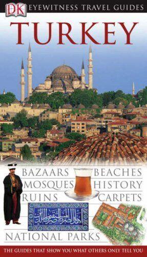 Turkey (DK Eyewitness Travel Guide)