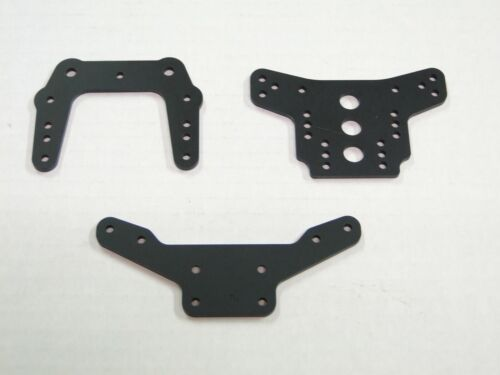 Chassis Sub-Section UC23 NEW TAMIYA SUPER ASTUTE Shock Towers Front /& Rear
