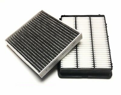COMBO SET ENGINE /& CABIN AIR FILTER FOR 2017 2018 KIA SPORTAGE