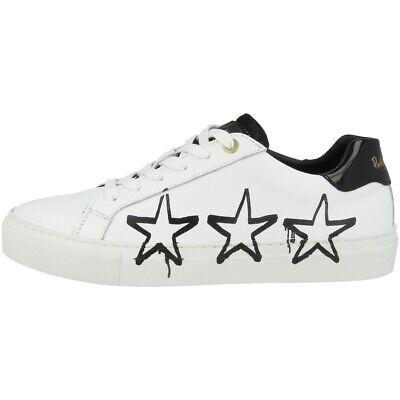 Pantofola D Oro Anna Stampa Donne Low Scarpe Sneaker Donna White 10183053.1fg-mostra Il Titolo Originale Sconti