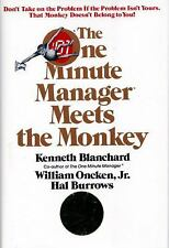 One Minute Manager Meets The Monkey, The-ExLibrary