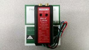 Pyle Line Output Converter Mississauga / Peel Region Toronto (GTA) Preview