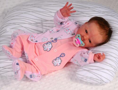 Strampler SET Baby 50 56 62 68 74 80 Stramlerhose Jäckchen Elefant