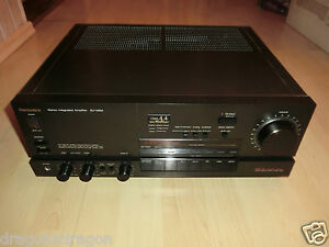 TECHNICS-su-v85a-high-end-Class-AA-AMPLIFICATORE-made-in-Japan-difetto