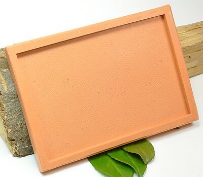 (S001) Silicone Mould for Cobblestones, N Gauge