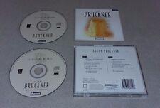 2CDs  Anton Bruckner - Sinfonias Nos. 4 & 7  8.Tracks  2001  98