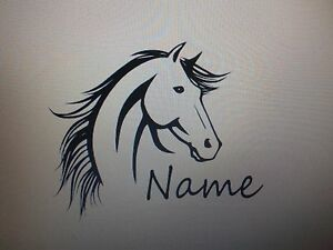 Horse NameSticker - <span itemprop=availableAtOrFrom>Bournemouth, United Kingdom</span> - Horse NameSticker - Bournemouth, United Kingdom