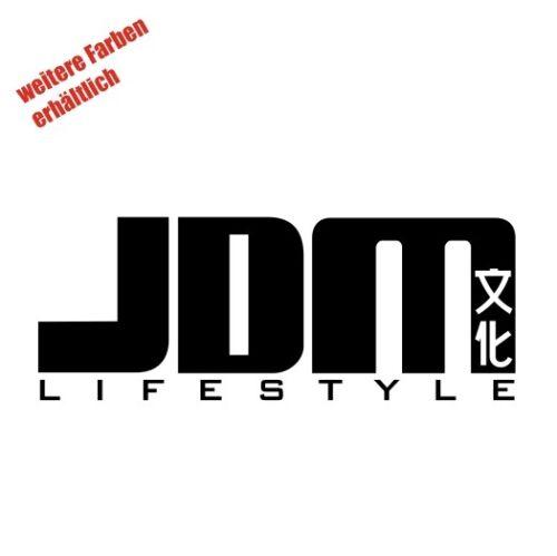 "Aufkleber /"" JDM Lifestyle /"" Sticker Decal Folie Tuning"