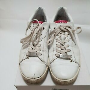 newest 70a79 ee3ca Details zu Bugatti Damen Sneakers, (Weiss/Pink 279), 42 EU