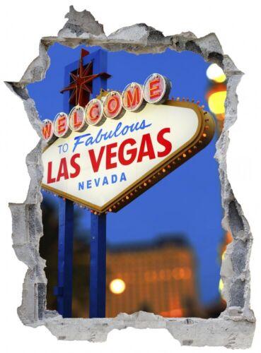 Casino Las Vegas Jeu Mural Sticker Autocollant e0427