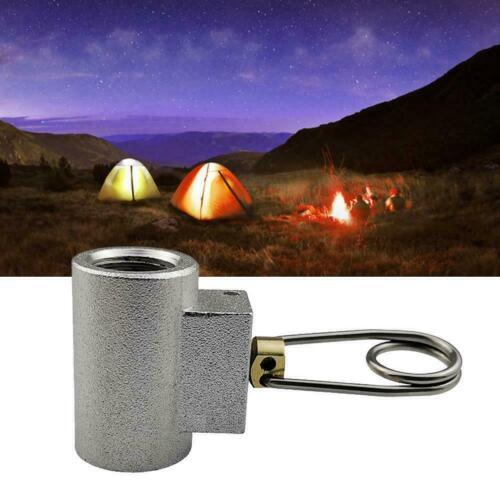 Gas Convertor Refill Adapter Saver Plus Butane Stove Camping Hiking Adapter Z2X7