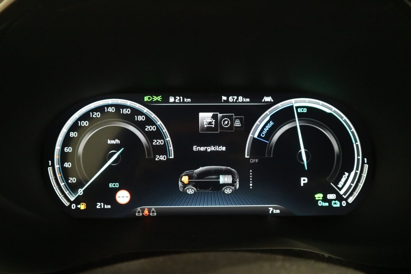 Kia XCeed 1,6 PHEV Upgrade Intro DCT - billede 10