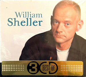 William-Sheller-3xCD-Triple-Best-Of-3CD-Europe-M-M-Scelle