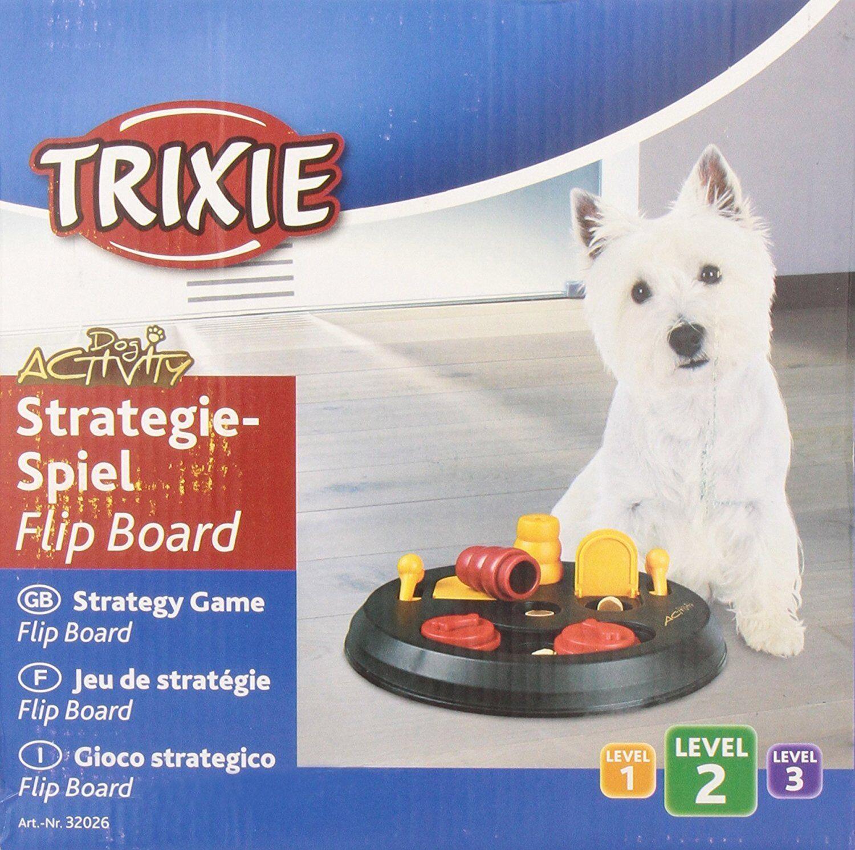 Juguetes para Mascotas Perros Dog Activity Flip Board Consigue la Recompensa NEW