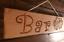 Bar-mit-Bierkruegen-Holz-Dekoschild-massiv-gefraeste-Gravur-Bar-Garten-55cm Indexbild 2
