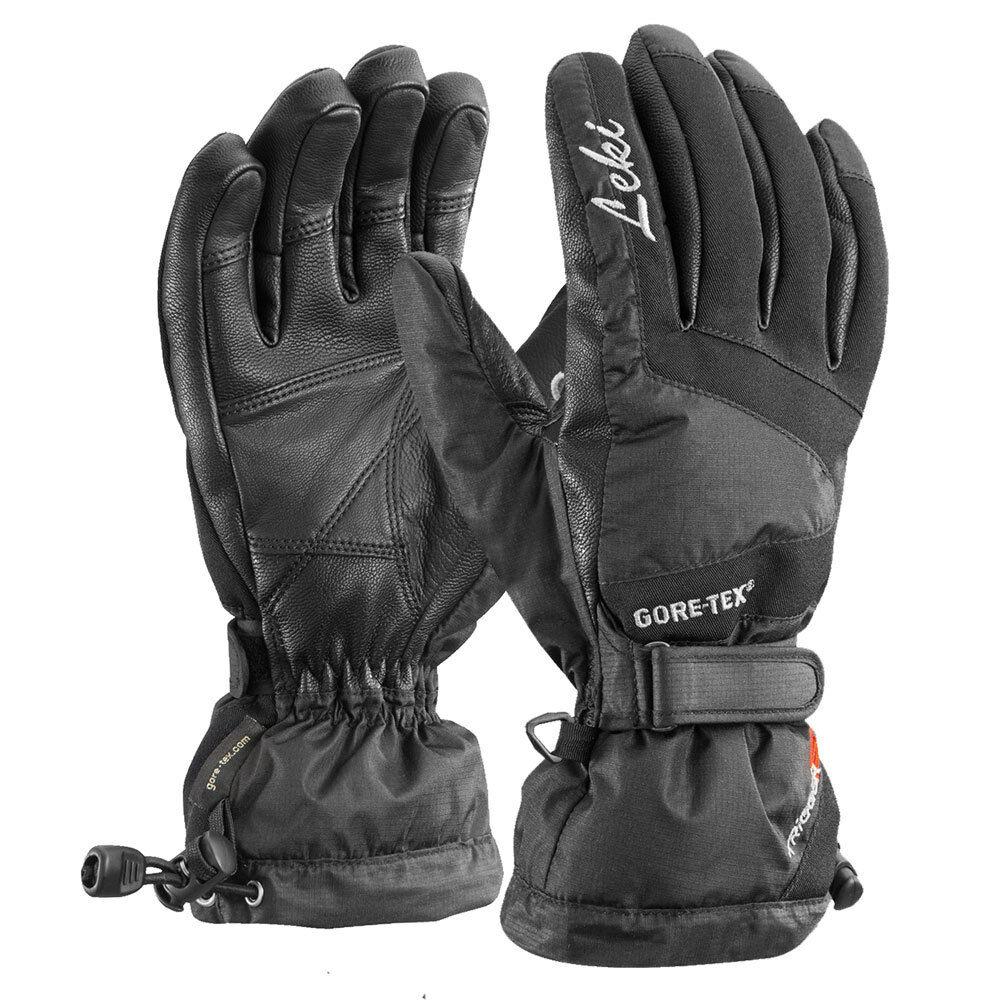 Leki Balanza Mujer S GTX Gore-Tex Guantes de Esquí Guantes de Invierno Snowboard