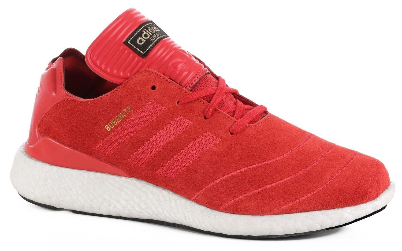 Adidas Busenitz puro impulso Scarlet Rojo blancoooo F37885 (351) Zapatos de hombre