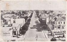 * ARGENTINA - Bahia Blanca - Una parte de la Avenida Alem - La Gaceta Adv.1939