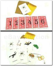 CREATURE CARD PREDICTION MIND READING MENTAL ANIMAL PRACTICAL JOKE MAGIC TRICK