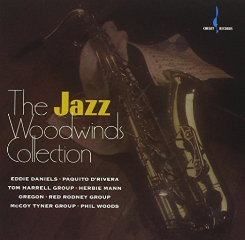 The Jazz Woodwinds Collection CD NEUF