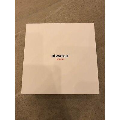 Apple Watch 3 - LTE + Cellular - 38mm - Edelstahl Silber / Milanese - MR1N2ZD/A