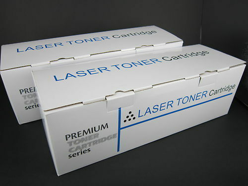 2pcs x Compatible Brother Toner TN-2030 TN2030 for HL-2130/2132, High Yield
