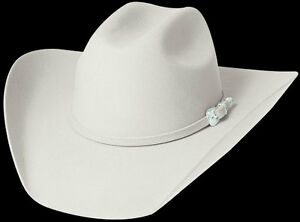 Image is loading Bullhide-8X-Fur-Blend-Silverbelly-Cowboy-Hat-THE- 5c09915aca2b