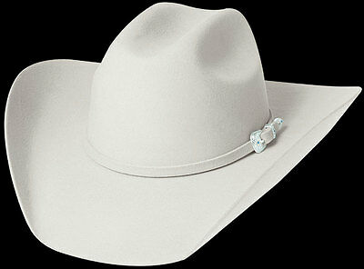 Bullhide 8X Fur Blend Silverbelly Cowboy Hat - THE LEGACY