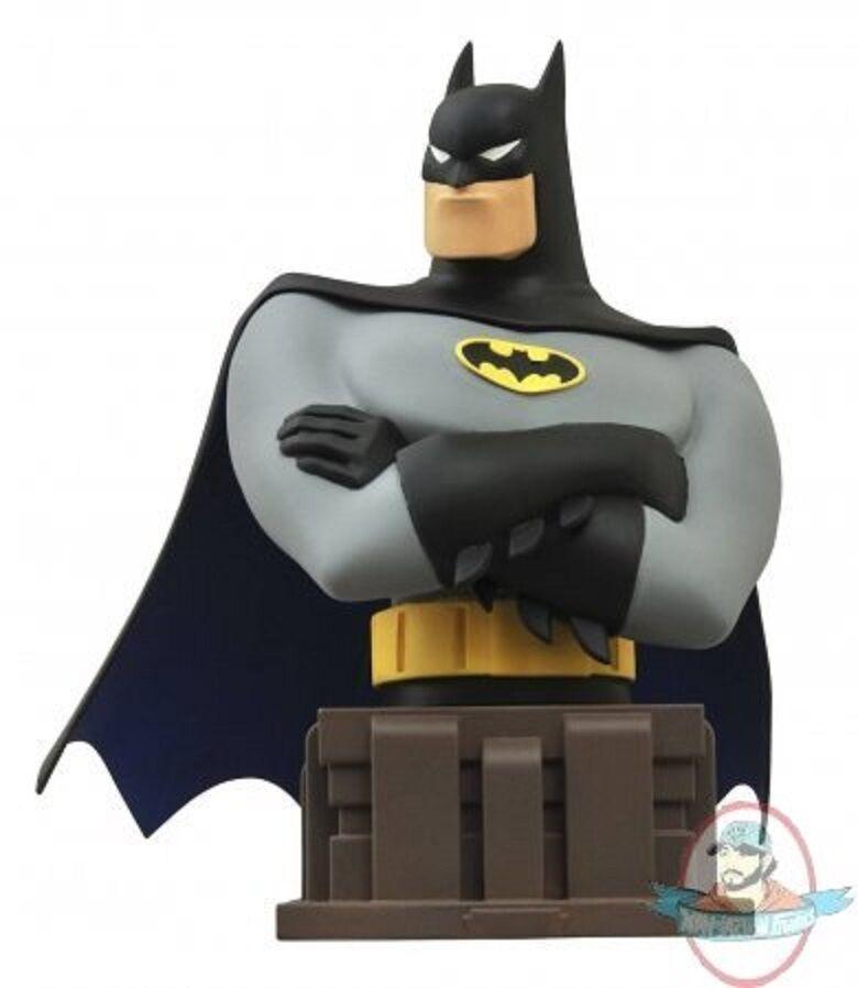 Batman Animated Series Batman Bust by Diamond Select
