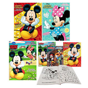 Image Is Loading 2 Pack Disney Mickey Minnie Mouse Children Jumbo