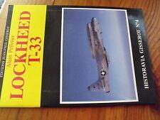 µµ Historavia Gisserot n°4 Lockheed T-33 A Pelletier