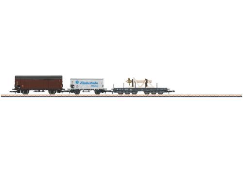 Märklin 86582 Traccia Z carri merci-Set della DB 3 pezzi #neu in OVP #