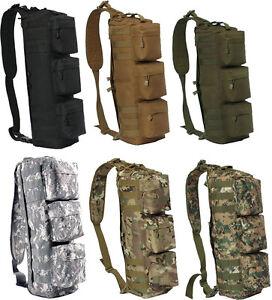 Camping-Tactical-Molle-Assault-Go-Bag-Shoulder-Sling-Hiking-Day-Packs-7-Colors