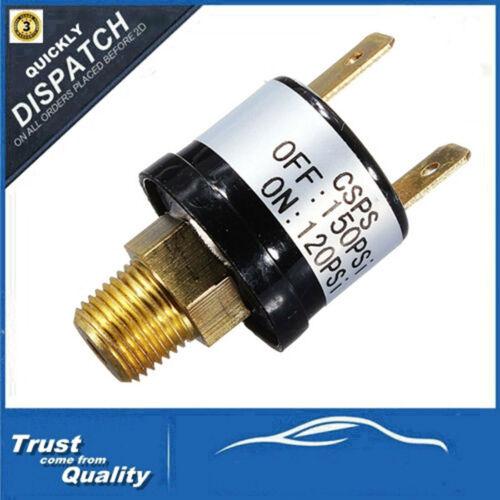 C7D5 120-150 PSI Train Horn Air Compressor Pressure Control Switch Valve 12V