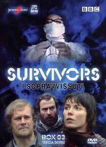 Survivors-I-Sopravvissuti-Box-03-Terza-Serie-4-DVD-Nuovo