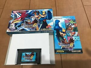 Gameboy-Advance-Mega-Man-Battle-Network-6-with-Box-Manual-Japan