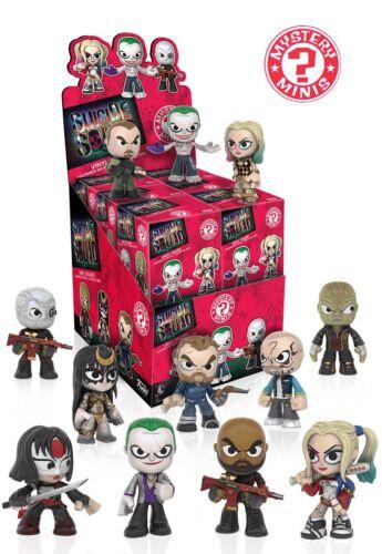 Suicide Squad 9114 Funko Mystery Mini Blind Box NEW!