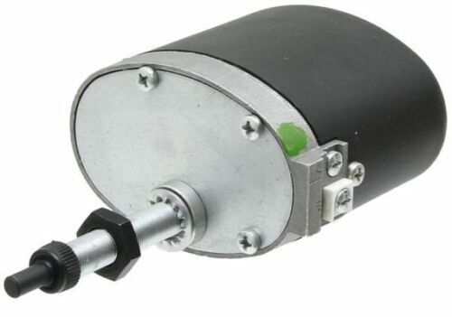 120° 12 Volt M10 x 1 65499626 Universal Wischermotor für Schlepper Boot usw.