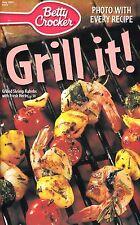 GRILL IT! BETTY CROCKER COOKBOOK MAY 2001 #173 GRILLED SOUTHWESTERN PORK CHOPS