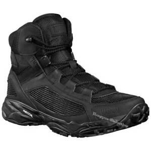 Magnum-Assault-Tactical-5-0-Noir-Hi-Tec-Boots-Hitec-Bottes-Chaussures-Black-Noir
