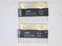 Upc1177h original Nec 12p Sip Ic 2 Pcs