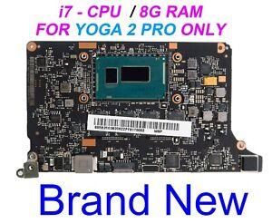 Lenovo-Yoga-2-Pro-20266-w-i7-4510U-2-0GHZ-CPU-8G-RAM-VIUU3-NM-A074-Motherboard