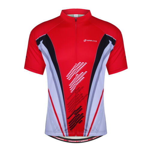 Sponeed Cycling Jersey Men Road Bike Shirt MTB Trail Cycle Tops Cyclist Outfits