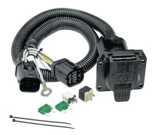 image is loading 7-way-rv-trailer-wiring-harness-kit-for-